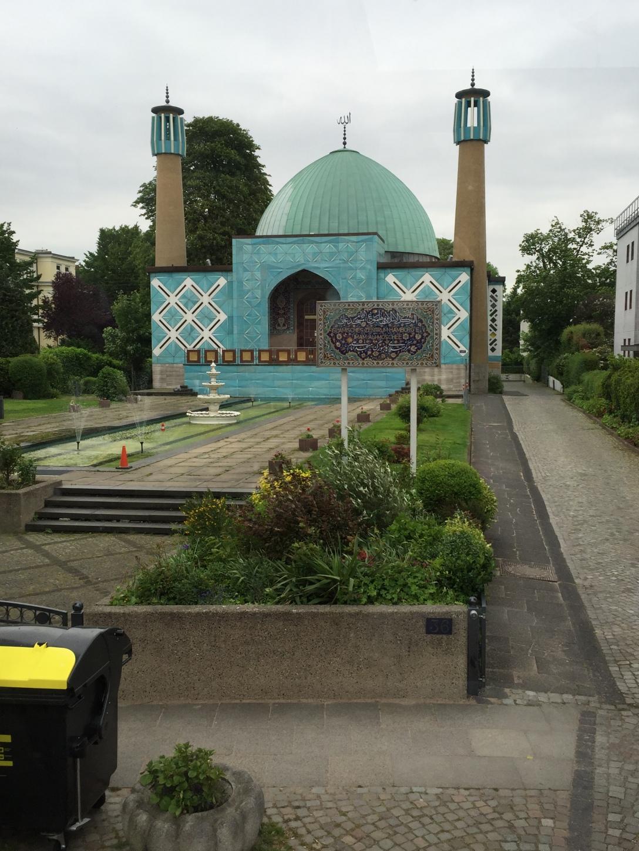 Hamburg Mosque
