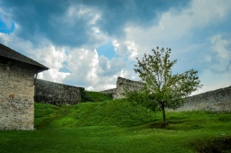 Jajce Fort and History
